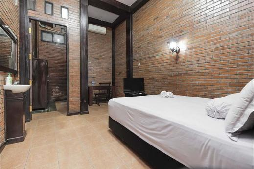 Cilandak Residence Jakarta - Kamar Tamu
