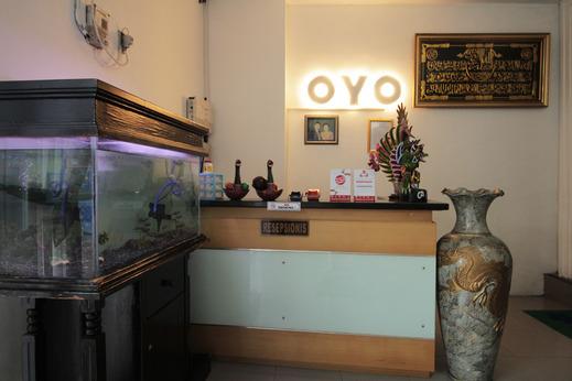 OYO 530 Guest House Omah Anakku Syariah Bandar Lampung - reception