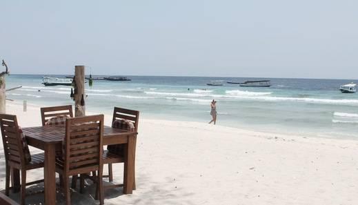 Melati Cottage Lombok - Beach