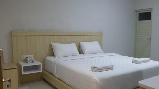 Twin Star Hotel Solo  - kamar deluxe