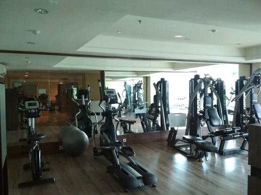 Luxurious Studio @ Tamansari La Grande Apt By Travelio Bandung - Pusat kebugaran