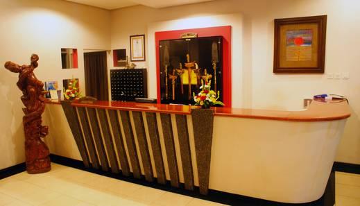 Legian Village Hotel Bali - Resepsionis