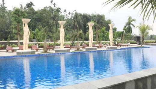Pancur Gading Hotel & Resort Deli Serdang - Pool