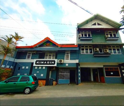 Kinasih Hotel Yogyakarta - Building