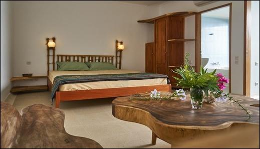 Inlight Lombok Lombok - room