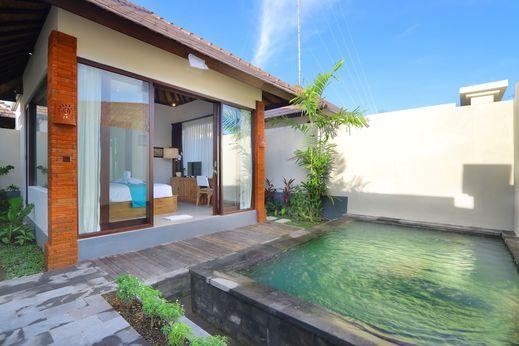 Amatara Abirama Villas Bali - Natural Pool