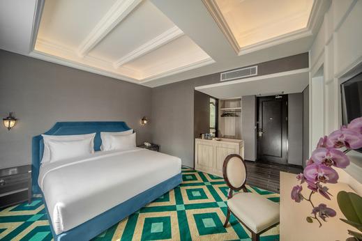 Hotel Des Indes Menteng Jakarta - Guest Room