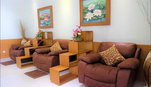 Villa Bau Nyale Lombok - Interior