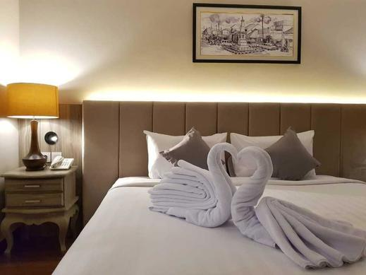 eL Hotel Royale Yogyakarta Malioboro Yogyakarta - Superior 1 Bed Besar