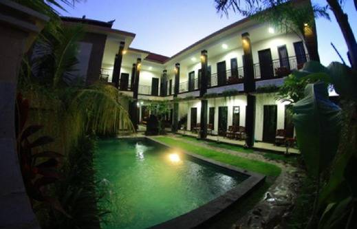 BliBli House Jimbaran - Kolam Renang