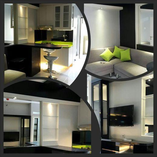 Apartemen Gateway Cicadas Bandung - Bedroom