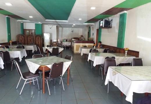 Hotel Dafonsoro Jayapura - Restaurant