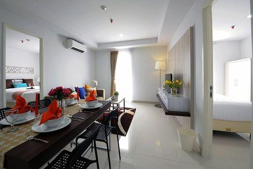 Homey Room Azalea Suites Cikarang by Jayakarta Group Bekasi - interior