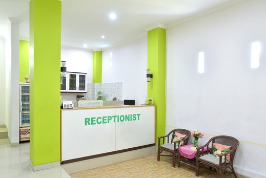 Green Belt Yogyakarta - Reception