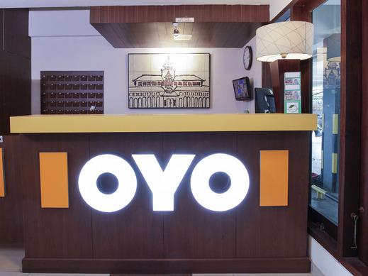 OYO 167 Dago's Hill Hotel Bandung - reception
