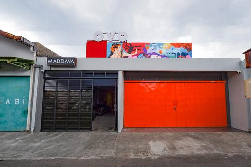 OYO 2545 Maddava House Solo - Facade