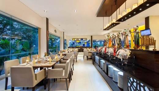 Days Hotel and Suites Jakarta Airport Tangerang - Restaurant Rinjani