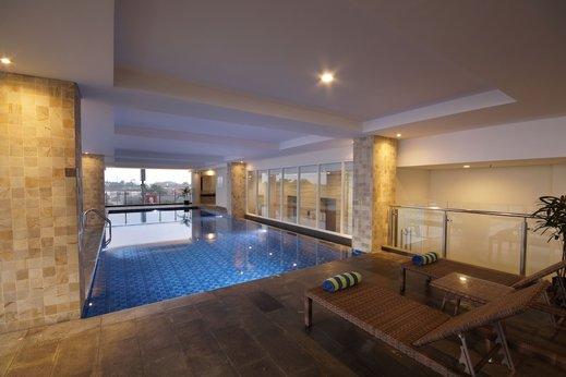 PrimeBiz Hotel Tegal - Indoor Pool