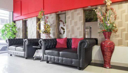 Danoufa Hotel Bandung - Interior