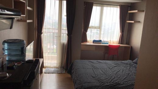 DRR ROOM Depok - Bedroom