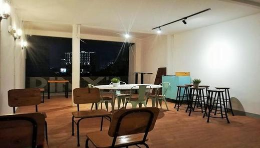 Pinxs Hostel Jakarta - Interior