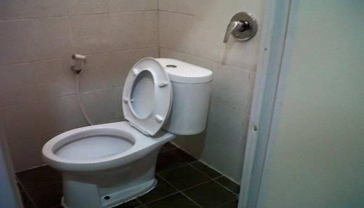 Guest House Oggi Banjarmasin - Toilet