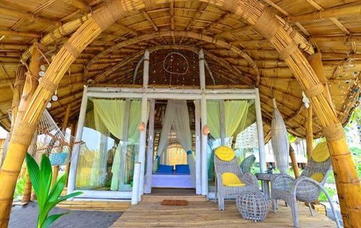 Coconut Garden Beach Resort Sikka -