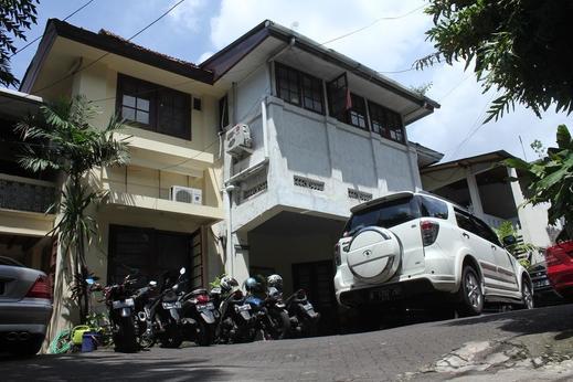 OYO 146 Menteng Residence Near RSUPN Dr.Cipto Mangunkusumo Jakarta - Facade