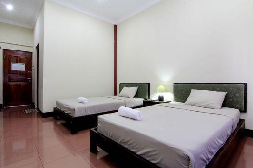 Hotel Tiger Yogyakarta Yogyakarta - Deluxe Twin