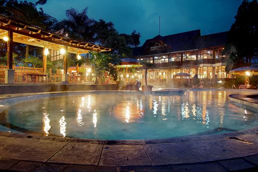 Sari Ater Hotel Subang - Pool