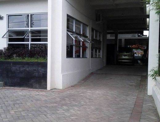 NIDA Rooms Balai Sidang Grand Kawanua Internasional Minahasa - Parkir