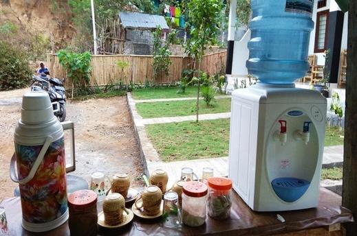 Nanda Homestay Lombok - Coffee and Tea