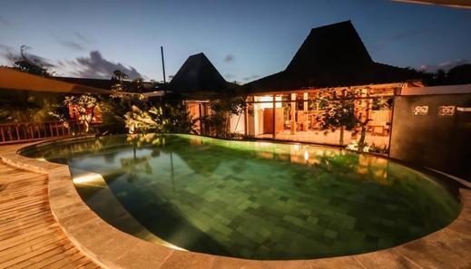 Umah Joglo Bali Bali - Pool