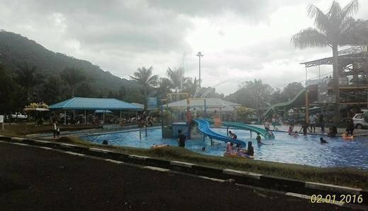 Mifan Waterpark & Resort Syariah Padang Panjang -