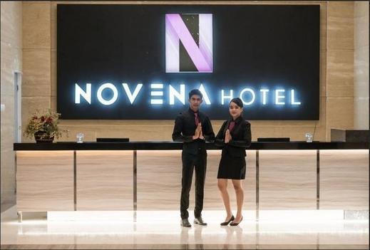 Novena Hotel Bandung Lembang - Receptionist