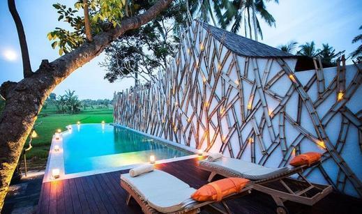 Ubud Padi Villas Bali -