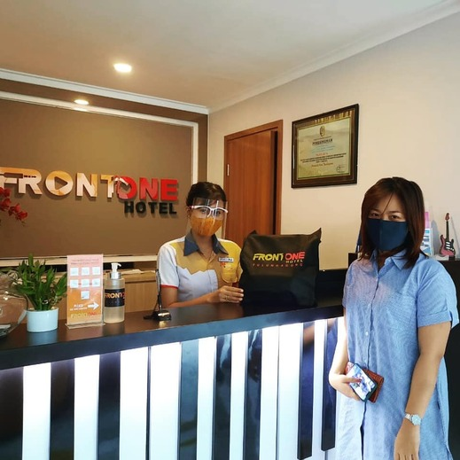 Front One Hotel Tulungagung Tulungagung - hygiene