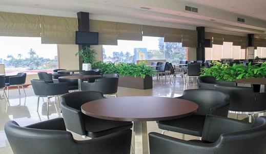 Wiltop Hotel Jambi - managed by BENCOOLEN Jambi - Restaurant