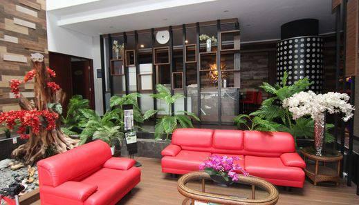 ZEN Premium Near Rumah Mode Bandung - area tempat duduk