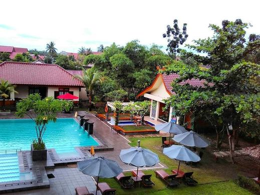 Hotel Grand Zuri Duri - Outdoor Pool