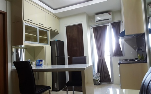Surabaya Luxury Educity Apartment 2BR+1BR Surabaya - Interior