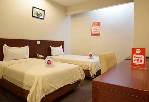NIDA Rooms Kebon Nanas Jatinegara Jakarta - Kamar