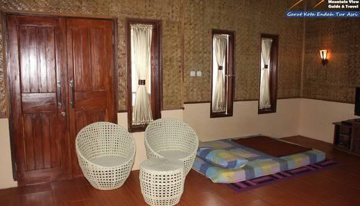 Villa Putri Dimar Darajat Garut - Interior