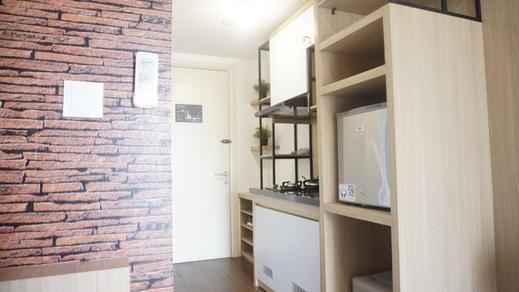 D' Rooms Studio & 2BR Apartment at MTown Gading Serpong Tangerang - Interior