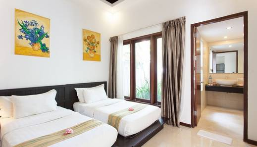 Kebun Villas & Resort Lombok - bedroom