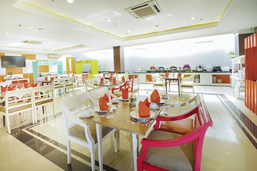 Hotel Horaios Malioboro Jogja - Restaurant