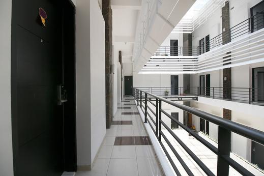 Fif-fa Inn Premier Syariah Malang - Corridor
