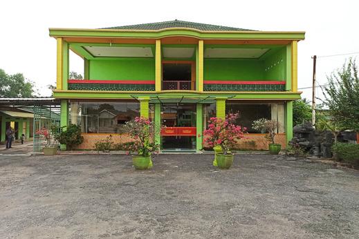 OYO 2596 Homestay Hj. Suharti Lampung Selatan - Facade