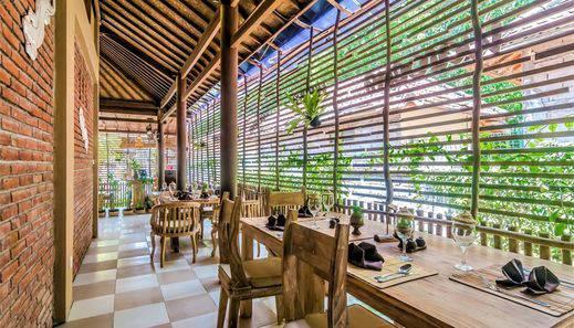 ZEN Premium Ubud Nyuh Bojog Bali - Restoran