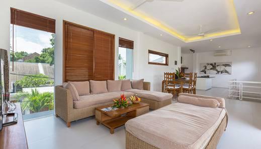 Bali Easy Living Canggu Bali - Ruang Tamu